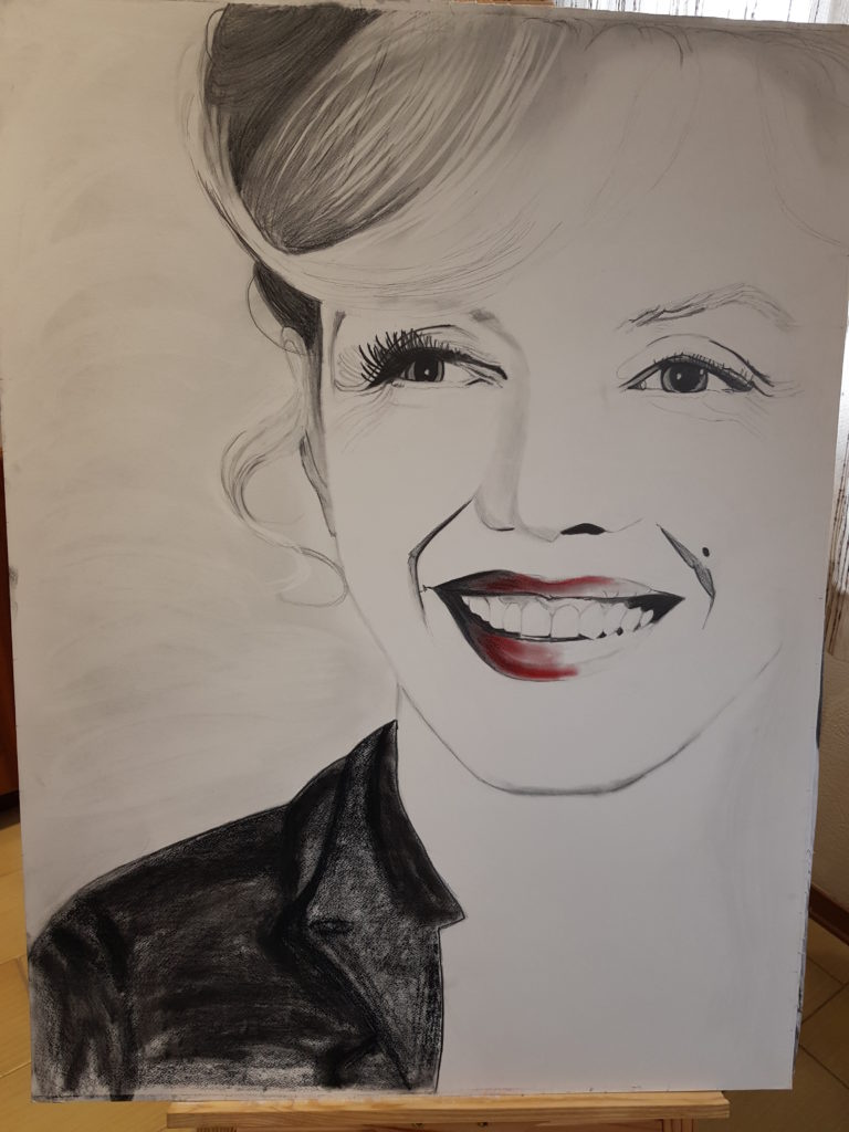 linkiostrovivomagazine-ritratto-artista-toscana-marilyin-monroe-debora-banelli