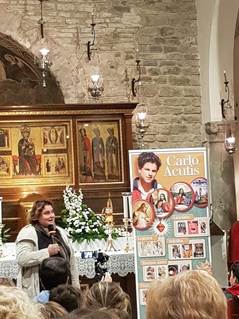 linkoostrovivo-magazine-carlo-acutis-santuario-mariano-vertighe-monte san savino-toscana