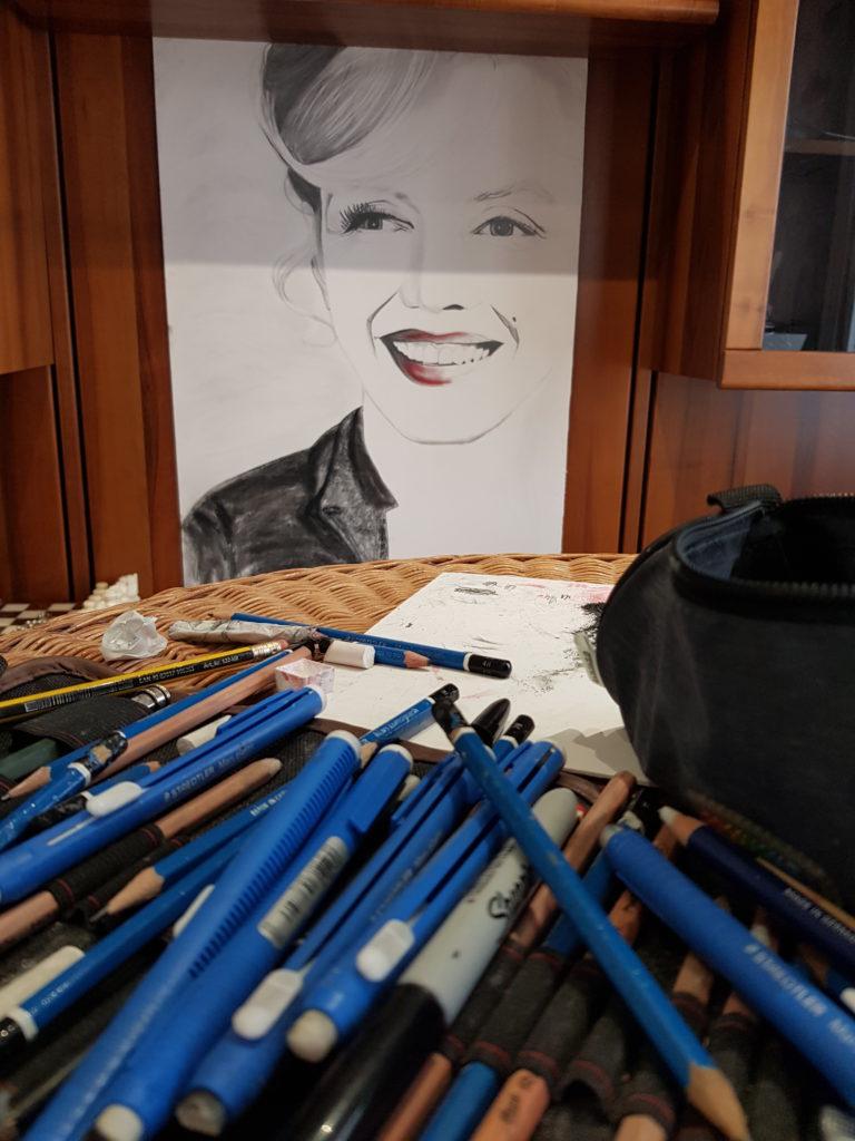 linkiostrovivo-magazine-arte-artista-debora-banelli-ritratto-toscana-marylin