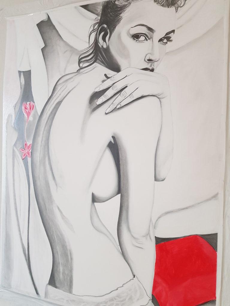 linkiostrovivo-magazine-arte-artista-debora-banelli-ritratto-toscana-nudo